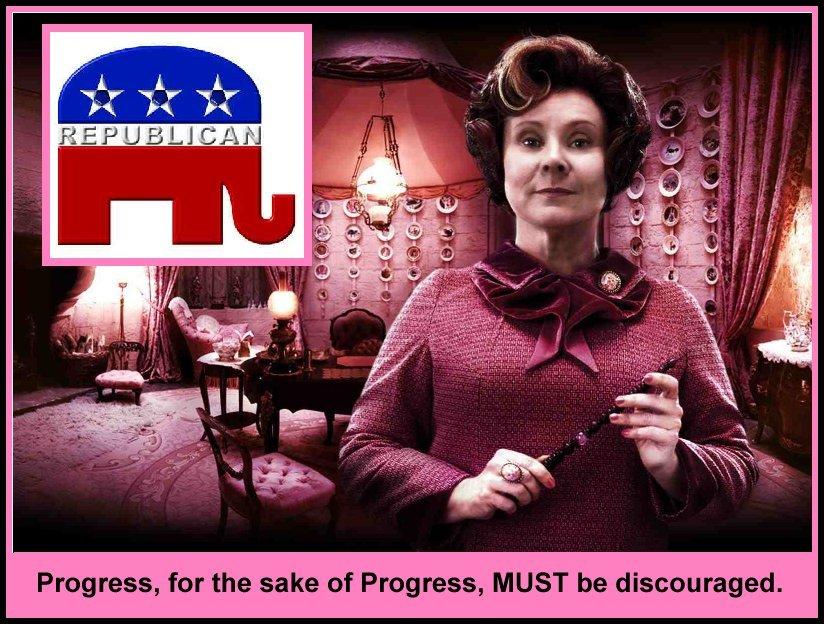Dolores Umbridge Republican