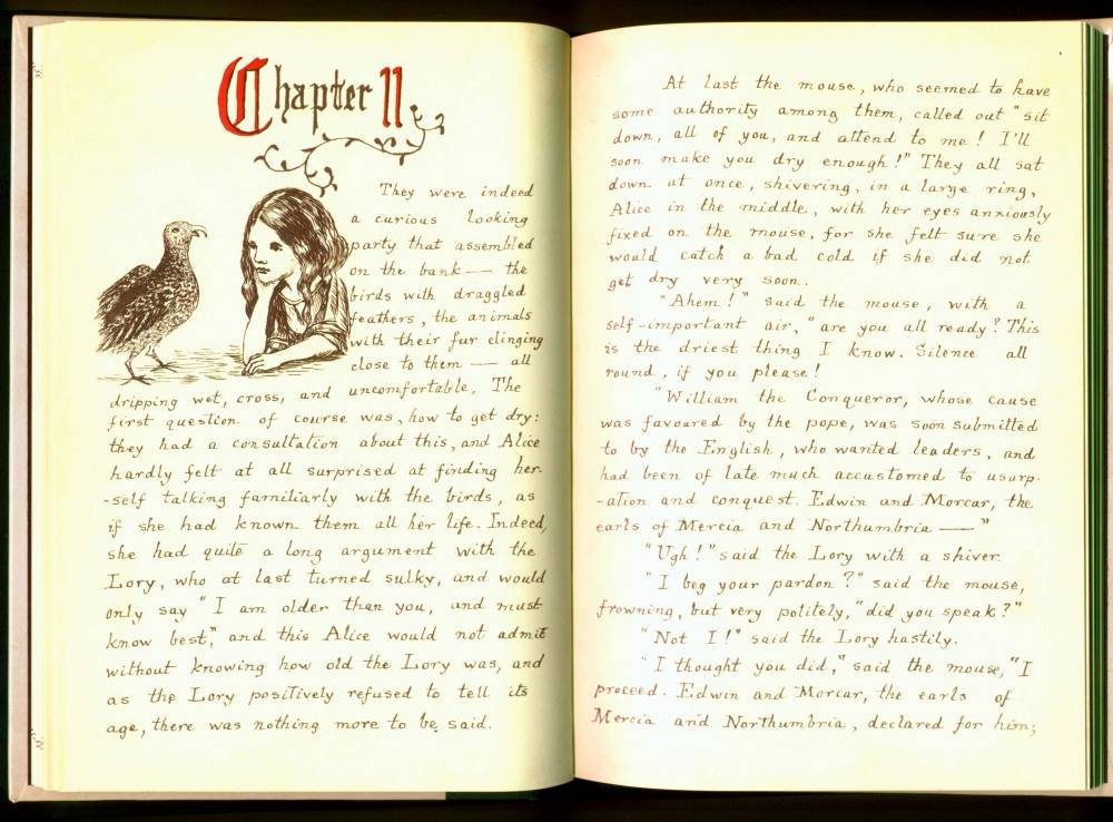 BEDTIME-STORY CLASSIC - Addendum: Alice\'s Adventures under Ground